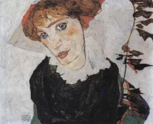 "Schiele's ""Portrait of Wally"""