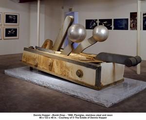 """Dennis Hopper """"Bomb Drop"""""""