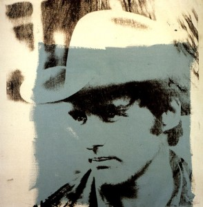 "Warhol's ""Portrait of Dennis Hopper"""