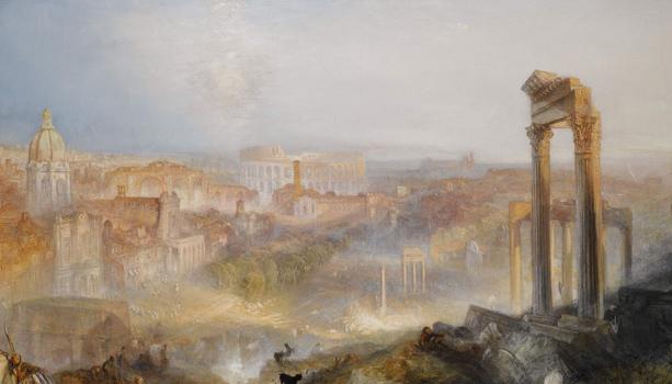 "Turner's ""Modern Rome"""