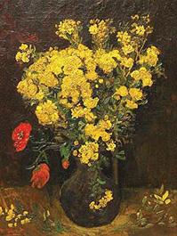 """van Gogh's """"Poppy Flowers"""""""